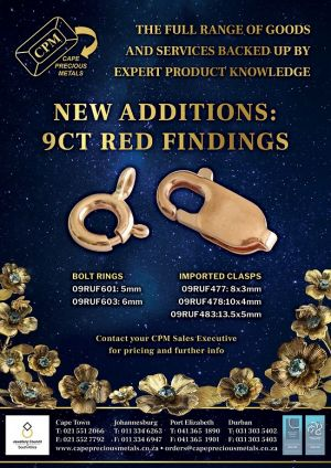 CPM 9ct Red Findings Promo Flyer 2020