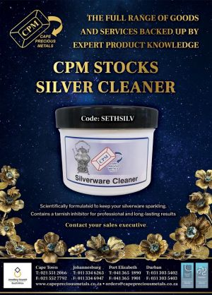 CPM Silver Cleaner