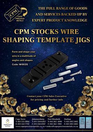 CPM Wire Shaper Promo Flyer 2020
