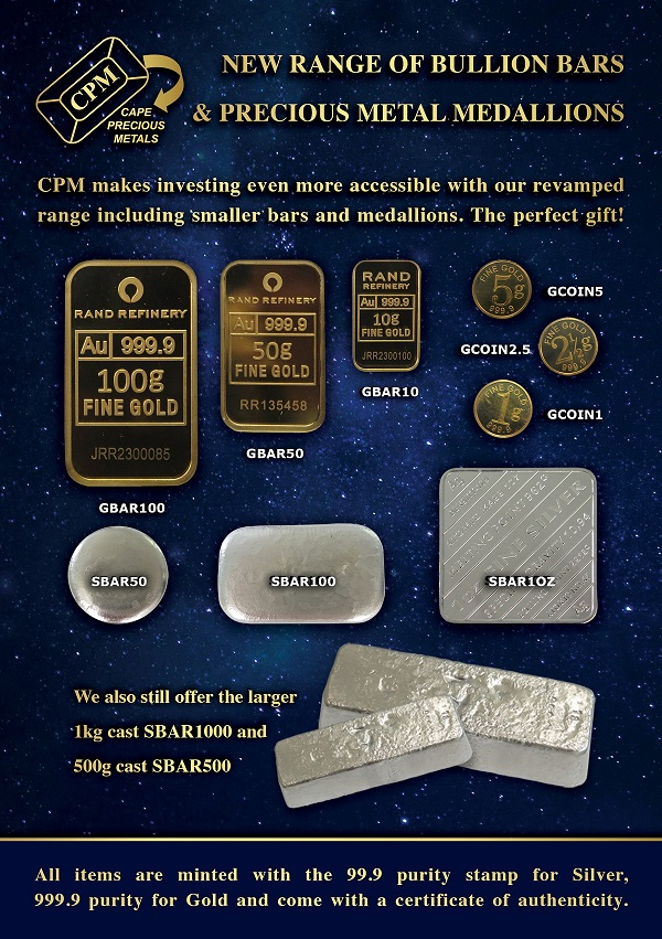 CPM Bars Medallions