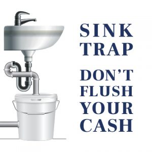 CPM Sink trap system